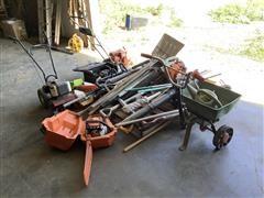 Stihl Chain Saw & Lawn Tools