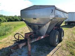 Ag Systems 800 Dry Fertilizer Applicator