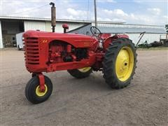 1949 Massey Harris 44 2WD Tractor