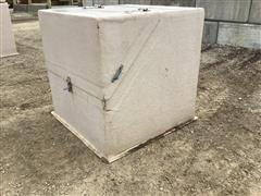 Insulated Fiberglass Hut