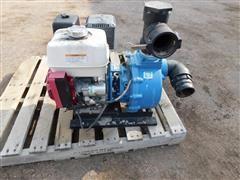 CDS - JOHN BLUE Centrifugal Pump & Honda GX390 Gas Engine