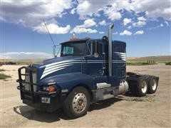 1988 Kenworth T600 T/A Truck Tractor