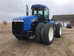 2007 New Holland TJ280 4WD Tractor
