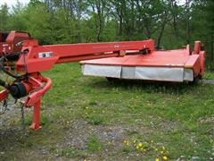 2010 Kuhn FC4000RG Center Pivot Mower Conditioner