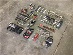 SAE Combination Wrenches, Sockets & Shop Tools