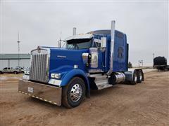 2015 Kenworth W900L T/A Truck Tractor