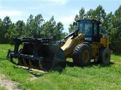2009 Caterpillar 924H High Lift Wheel Loader