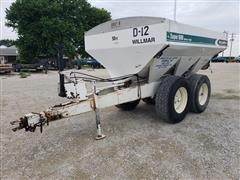 2001 Willmar S600 Dry Fertilizer Spreader
