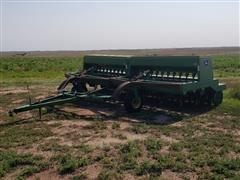 John Deere 9400 Hoe Drills