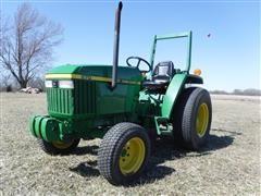 1995 John Deere 870 Compact Utility Tractor