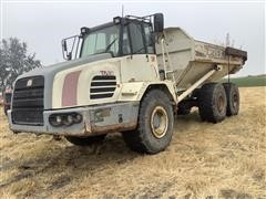 Terex TA30 6x6 Articulated Dump Truck (INOPERABLE)