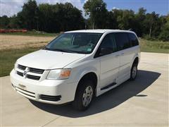 2010 Dodge Caravan Handicap Accessible Van