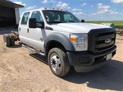 2011 Ford F550 Super Duty 2WD Extended Cab Pickup