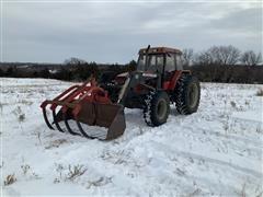 Case IH 5140A MFWD Tractor W/Loader