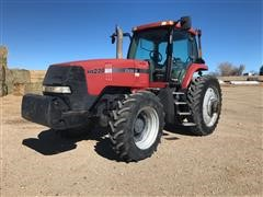 1999 Case IH MX220 MFWD Tractor
