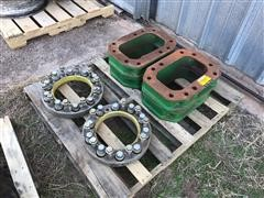 John Deere Spacers And Hub Bolts