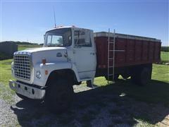 1979 Ford 800 S/A Grain Truck