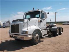2006 International 9400 T/A Truck Tractor