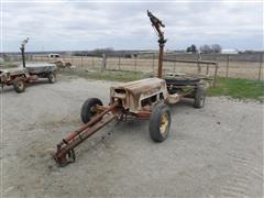 Heinzman 6945B Traveling Irrigation Gun W/Hose