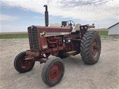 International 856 Diesel 2WD Tractor