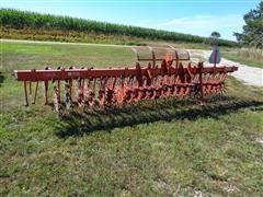 Yetter 3415 MT 3-PT Rotary Hoe