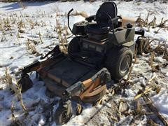Woods Mow'N Machine F23 Mower For Parts