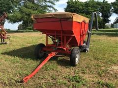 SeedCo Gravity Wagon
