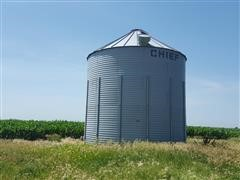 Chief Grain Bin