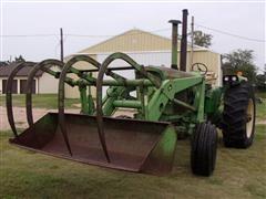 John Deere 4520 2WD Tractor W/Loader