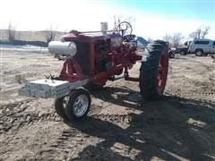 McCormick F30 2WD Tractor
