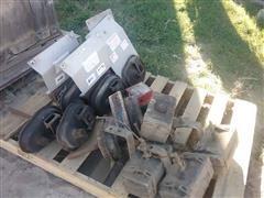 Timpte Gear Boxes & Fill-Rite Meter