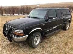 2000 Ford Ranger Super Pickup
