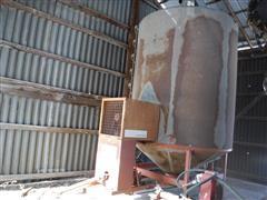 Gilmore-Tatge Tox-O-Wik 370 350 Bu Batch Dryer