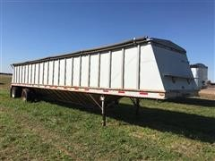1984 Doonan T/A Grain Trailer