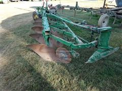 John Deere F-145 5 Bottom Plow