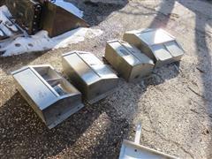 Smidley Stainless Steel Hog Waterers