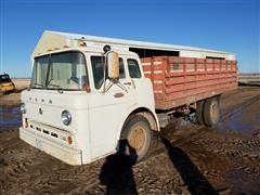 1964 Ford 600 Grain Truck