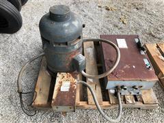 General Electric 5K326XA113A Well Motor
