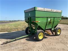 J&M Gravity Box Grain Wagon