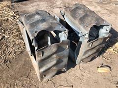 Agri Trac Steel Pivot Tracs