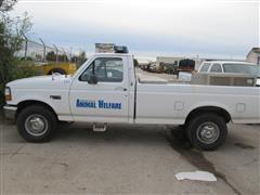 1996 Ford F250 XL Pickup