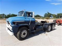 1959 Chevrolet Spartan T/A Truck Tractor
