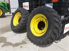 Firestone 420/90R30 Tires & Rims