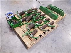 John Deere Row Unit Airbags & Mounting Brackets w/Compressor
