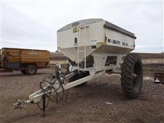 Dalton Mobility 800ADJ Pull Type Dry Fertilizer Spreader
