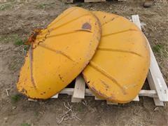 Minneapolis Moline Clam Shell Fenders