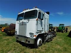 1983 Kenworth COE K100 T/A Truck Tractor