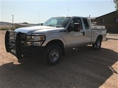 2014 Ford F250XLT Super Duty 4x4 Extended Cab Pickup