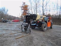 2015 JLG G12-55A 4x4x4 Telehandler