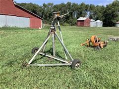 Rain Bird 104C Rain Gun With Stand